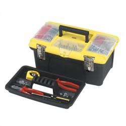 """Boîte à outils """"JUMBO"""" - 40 cm - STANLEY - Boîte à outils / Rangement - BR-165531"""