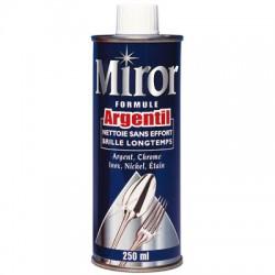 Crême Argentil - 250 ml - MIROR - Entretien des métaux - DE-129007