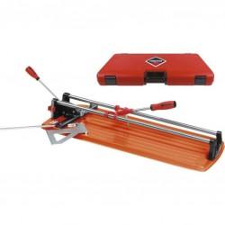 Machine à couper les carreaux manuelle - TS-MAX Orange - 66 cm - RUBI - Découpe du carrelage - BR-718103