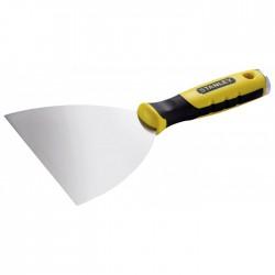 Spatule de platrier - Inox - 12.5 cm - STANLEY - Outils pour collage et enduit - BR-408437