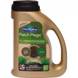 Rénovateur de pelouse - Patch Magic 4 en 1 - 750 Grs - FERTILIGENE - Gazon et pelouse - BR-130144