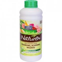 Purin d'orties - Concentré - 1 L - NATUREN - Agriculture biologique - BR-940157
