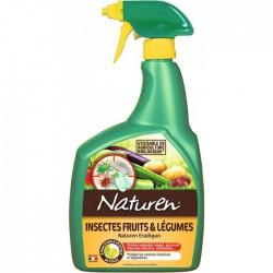 Insecticide Spécial fruits et légumes - 800 ml - NATUREN - Agriculture biologique - BR-131166