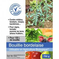 Bouillie bordelaise - 750 Grs - FLORENDI - Agriculture biologique - BR-202504
