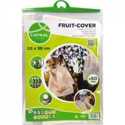Housse de protection pour fruits - Lot de 50 - CATRAL - Protection des plantes - BR-143423
