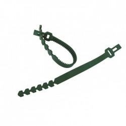 Collier double pour arbres - 34 cm - CAP VERT - Tuteurs / Cordes / Étiquettes - BR-127534