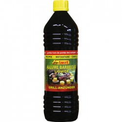 Allume barbecue liquide - 1 L - FAVORIT - Allume-feux - BR-203440