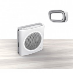 Carillon sans fil - Dibi Flash - Soft Touch - 200 M - EXTEL - Carillons / Sonnettes / Interphones - BR-536532