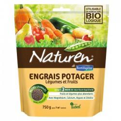 Engrais biologique pour potager - 750 Grs - NATUREN - Agriculture biologique - BR-130415