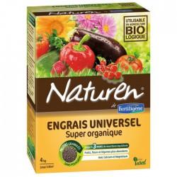 Engrais universel - Super organique - 4 Kgs - NATUREN - Agriculture biologique - BR-130503