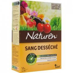 Sang desséché pour plantation du potager - 1.4 Kg - NATUREN - Agriculture biologique - BR-131172