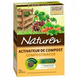 Activateur de compost - 1.5 Kg - NATUREN - Agriculture biologique - BR-130496