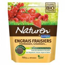 Engrais fraisiers, framboisiers et groseilliers - 750 Grs - NATUREN - Agriculture biologique - BR-130410