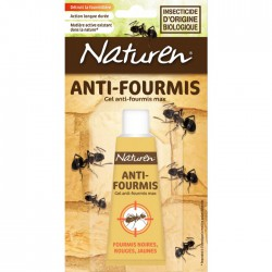 Gel anti-fourmis MAX - 30 Grs - NATUREN - Insectes rampants - BR-263504