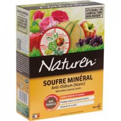 Souffre minéral pour lutter contres les maladies - 750 Grs - NATUREN - Agriculture biologique - BR-340395