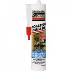Mastic Isolation - 280 ml - RUBSON - Étanchéité / Isolation - BR-184476