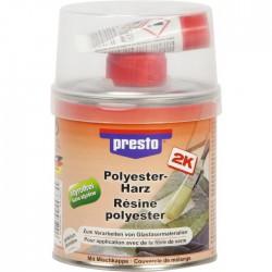 Résine polyster - 250 Grs - PRESTO - Autres Mastics - BR-505170