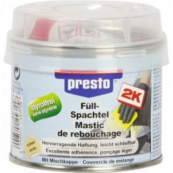 Mastic de rebouchage polyester - 250 Grs - PRESTO - Autres Mastics - BR-505161