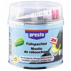 Mastic de rebouchage polyester - 1000 Grs - PRESTO - Autres Mastics - BR-505162