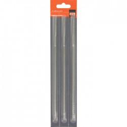 Lime pour chaîne de tronçonneuse - 200 mm - Lot de 3 - 4.8 mm - BAHCO - Accessoires tronçonneuses - BR-176516