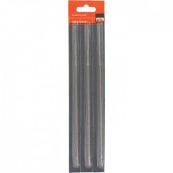 Lime pour chaîne de tronçonneuse - 200 mm - Lot de 3 - 4 mm - BAHCO - Accessoires tronçonneuses - BR-176842