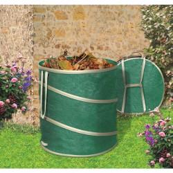 Sac de jardin à ressort - 100 L - CAP VERT - Accueil - BR-016250