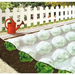Voile de croissance pour plantes et arbustes - 5 M - CAP VERT - Protection des plantes - BR-016060