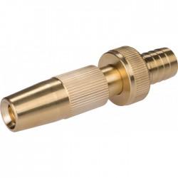 Lance d'arrosage en laiton Maxiflow - ⌀ 19 mm - CAP VERT - Pistolets / Lances arrosage - BR-589107