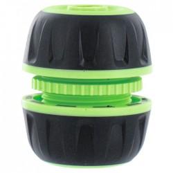 Raccord réparateur / prolongateur - Bi-matière - 15 mm - CAP VERT - Raccords réparateur - BR-098103