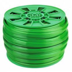 Tuyau souple perforé pour micro-irrigation - 100 M - CAP VERT - Tuyaux pour micro-irrigation - BR-508558