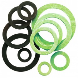 Assortiment de 100 joints fibre pour raccords - NEPTUNE - Joints de raccord - BR-431400