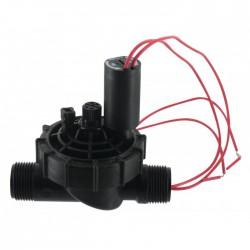 Vanne électrique - Modèle 24 VAC - Mâle / Mâle - 26 x 34 mm - NETAFIM - Électrovannes - BR-583503