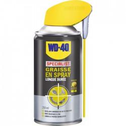 Graisse en spray longue durée - 250 ml - WD-40 Spécialist - Solvant / Graisse - BR-678903
