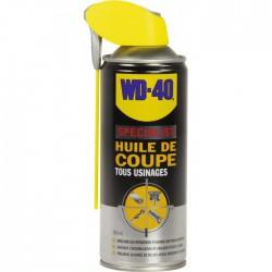 Huile de coupe Tous usinages - 400 ml - WD-40 Spécialist - Solvant / Graisse - BR-210464