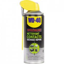 Nettoyant contacts Séchage rapide - 400 ml - WD-40 Spécialist - Solvant / Graisse - BR-210997