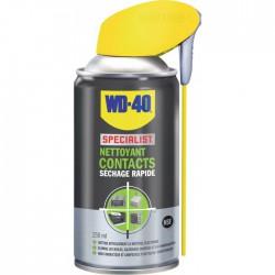Nettoyant contacts Séchage rapide - 250 ml - WD-40 Spécialist - Solvant / Graisse - WD716