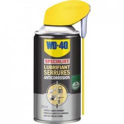 Lubrifiant serrures Anticorrosion - 250 ml - WD-40 Spécialist - Solvant / Graisse - BR-990101