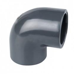 Coude 90° à coller - 63 mm - CAP VERT - Raccords / coudes / manchons - BR-440140