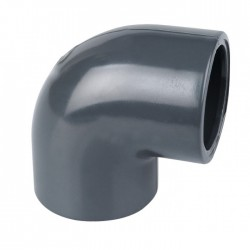 Coude 90° à coller - 40 mm - CAP VERT - Raccords / coudes / manchons - BR-440120