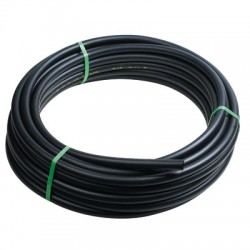 Tuyau polyéthylène basse densité 6 bar - ⌀ 20 mm x 50 M - CAP VERT - Tuyaux polyéthylène - BR-441370