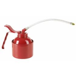 Burette standard en métal - Bec flexible - Rouge - 350 ml - PRESSOL - Solvant / Graisse - BR-619612