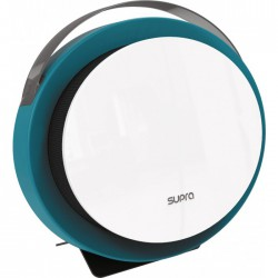 Radiateur digital soufflant portatif - 2000 Watts - Calypso - Bleu - SUPRA - Radiateurs soufflant - BR-108115