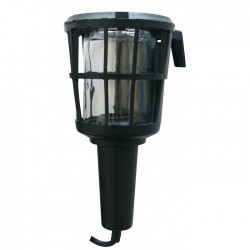 Baladeuse à crochet - Panier plastique - 60 W - DHOME - Baladeuses - BR-052115