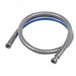 Tuyau flexible inox pour gaz naturel - 1 M - EUROGAZ - Tubes et flexibles Gaz - BR-009212