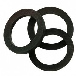 Sachet de 10 joints en caoutchouc pour détendeur de gaz - 11 x 18 x 2 mm - GRIPP - Joints pour Gaz - BR-548464