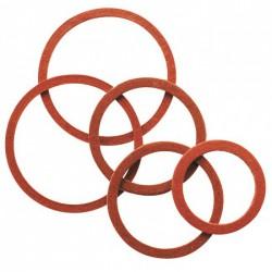 Sachet de 9 joints fibre - Eau froide - 33 x 42 mm - GRIPP - Joints de raccord - BR-548073