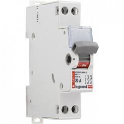 Interrupteur différentiel à bascule - 20 A - Bipolaire 400 V - LEGRAND - Interrupteur différentiel - BR-131143