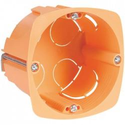 Boîte d'encastrement universelle - 67 mm - Lot de 10 - DHOME - Boites d'encastrement et dérivation - BR-243597