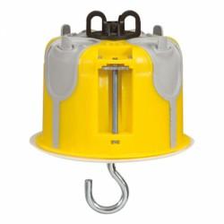 Boite point de centre DCL Ecobatibox - pour plaque de plâtre - LEGRAND - Boites d'encastrement et dérivation - BR-108094