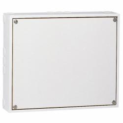Platine démontable pour interrupteur Pac - Fixation murale -150x125x35 mm -Blanc - LEGRAND - Tableau de distribution - BR-133957